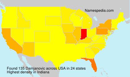 Damjanovic