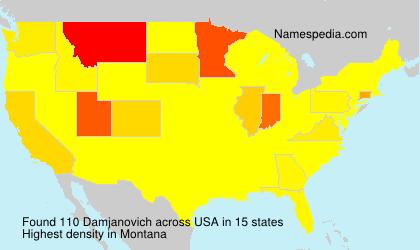 Damjanovich