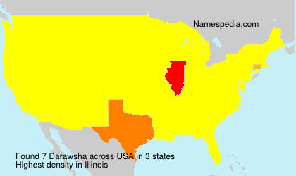 Darawsha - USA