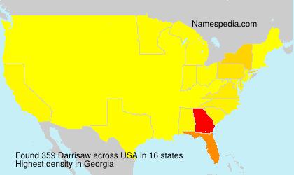 Darrisaw
