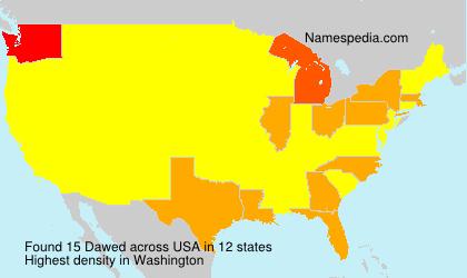 Dawed - USA