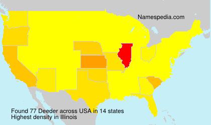 Deeder - USA