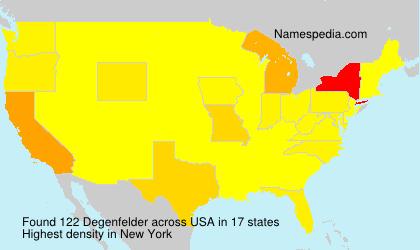 Degenfelder - USA