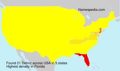 Dehnz - USA