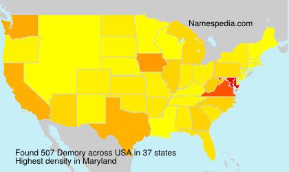 Demory - USA