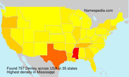 Denley - USA