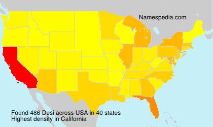 Desi - USA