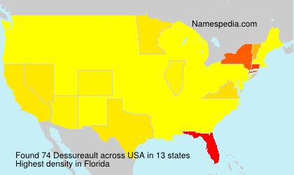 Dessureault - USA