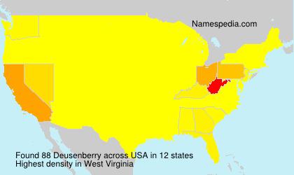Deusenberry