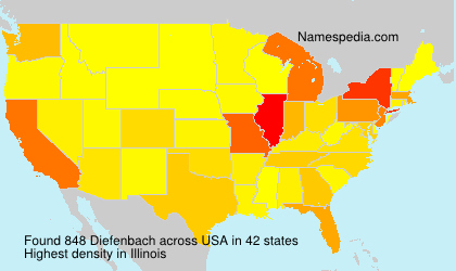 Diefenbach - USA