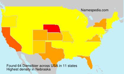 Dienstbier - USA