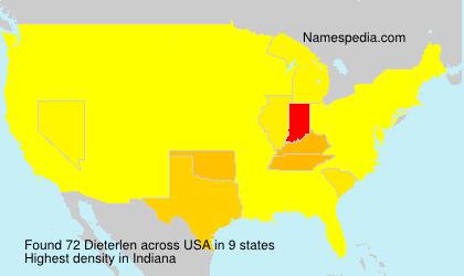 Dieterlen - USA