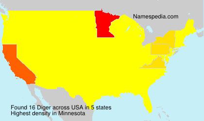 Diger - USA