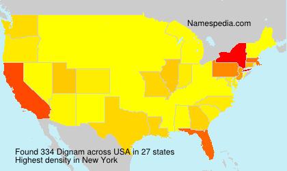 Dignam - USA