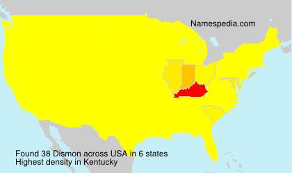 Dismon Names Encyclopedia