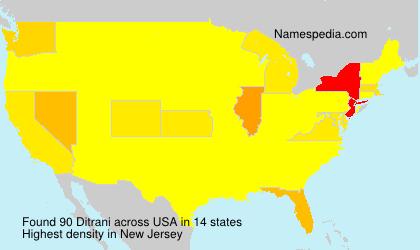Ditrani - USA