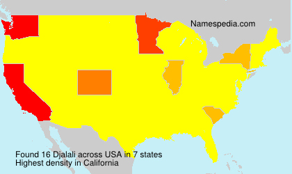 Djalali - USA
