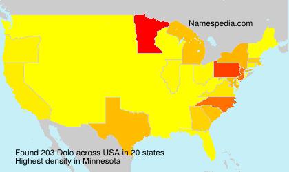 Dolo - Names Encyclopedia