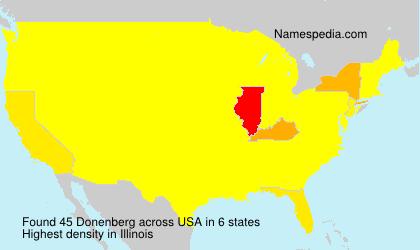 Donenberg - USA