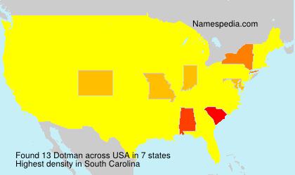 Dotman - USA