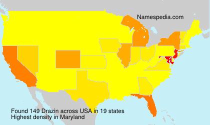 Drazin - USA