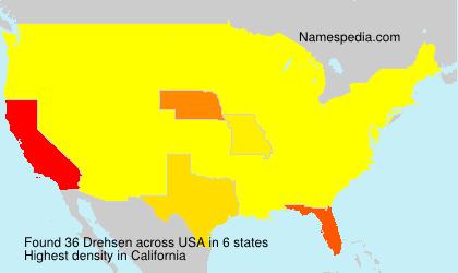 Drehsen - USA
