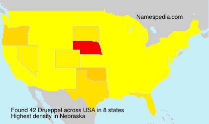 Drueppel - USA