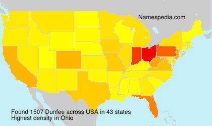 Dunfee - USA