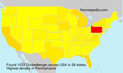 Dunkelberger