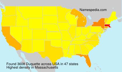 Duquette