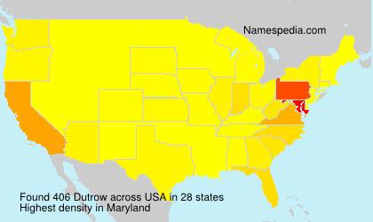 Dutrow - USA