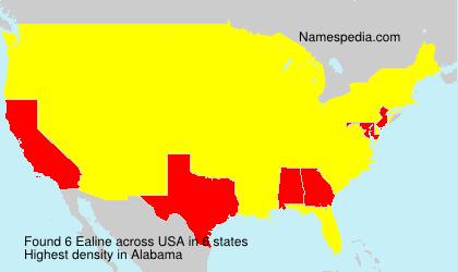 Ealine - USA