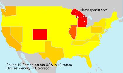 Eaman - USA