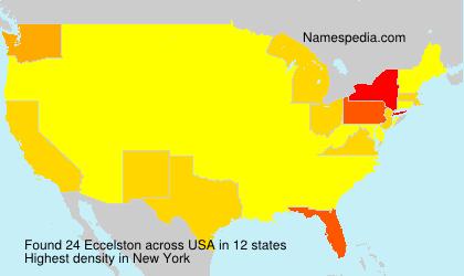 Eccelston - USA