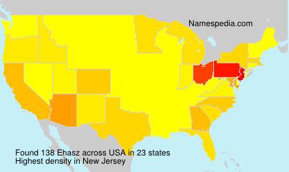 Ehasz - USA
