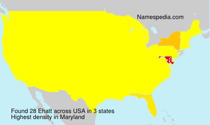 Ehatt - USA