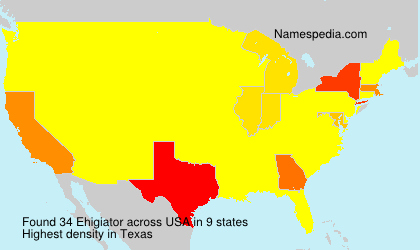 Ehigiator - USA