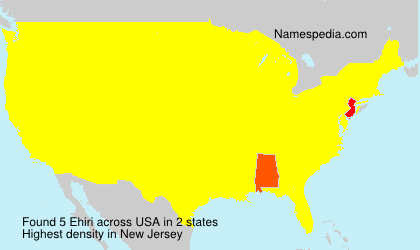 Ehiri - USA