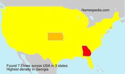 Ehiwe - USA