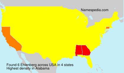 Ehlenberg - USA