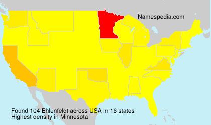 Ehlenfeldt - USA