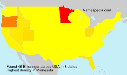 Ehleringer - USA
