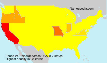 Ehlhardt - USA