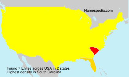 Ehlies - USA
