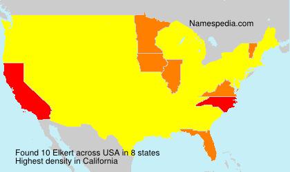 Elkert - USA
