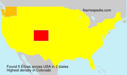 Ellyas - USA