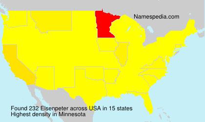Elsenpeter - USA