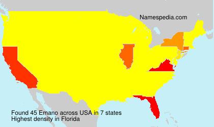 Emano - USA
