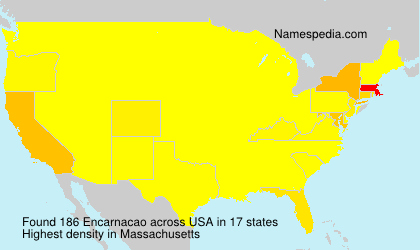Surname Encarnacao in USA