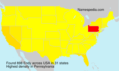 Endy - USA